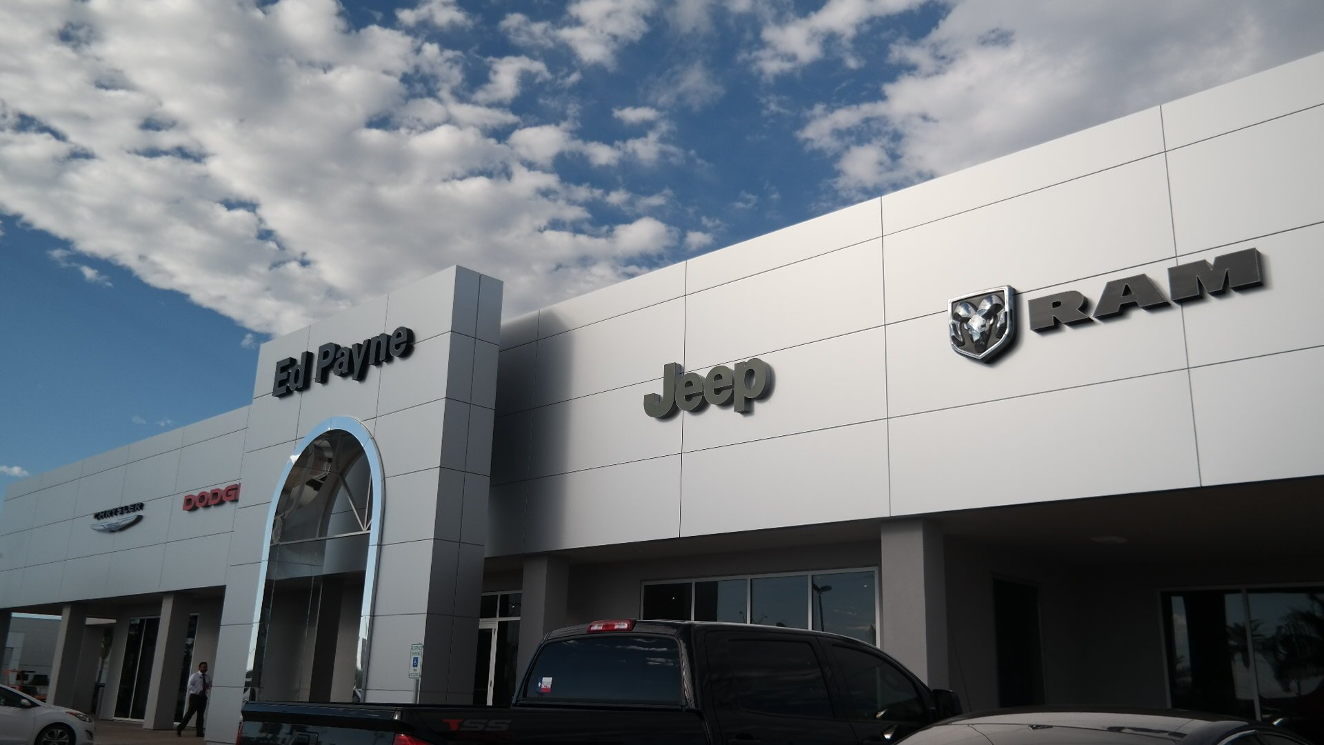 Ed Payne Chrysler Dodge Jeep RAM